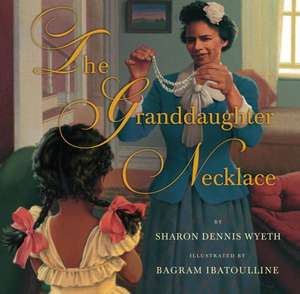 Granddaughter Necklace de Sharon Dennis Wyeth
