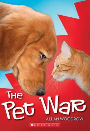 The Pet War de Allan Woodrow