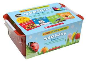 Guided Science Readers Super Set:  A Big Collection of High-Interest Leveled Books for Guided Reading Groups de Inc. Scholastic