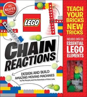 Lego Chain Reactions: de la 7 ani de Pat Murphy