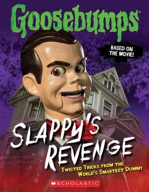Goosebumps the Movie:  Twisted Tricks from the World's Smartest Dummy de Jason Heller