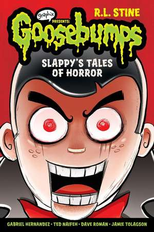 Slappy's Tales of Horror (Goosebumps Graphix) de R. L. Stine
