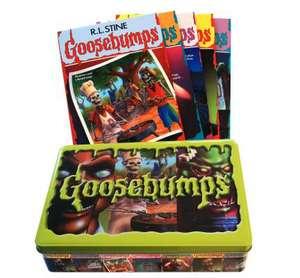 Goosebumps Retro Scream Collection:  A Teacher's Guide to Engaging Families for Student Success de R. L. Stine