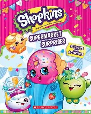 Supermarket Surprises de Inc. Scholastic