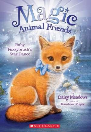 Ruby:  Fuzzybrush's Star Dance de Daisy Meadows