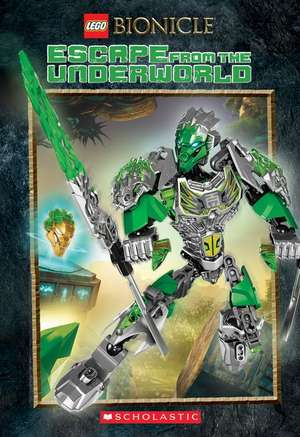 Escape from the Underworld (Lego Bionicle:  Chapter Book #3) de Ryder Windham