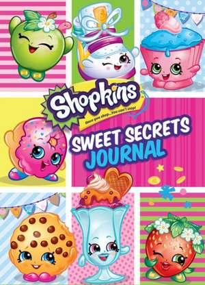 Sweet Secrets Journal de  Scholastic
