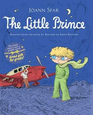 The Little Prince Graphic Novel de Antoine de Saint-Exupéry