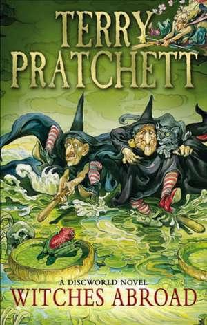 Witches Abroad de Terry Pratchett