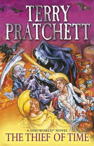 Thief of Time de Terry Pratchett
