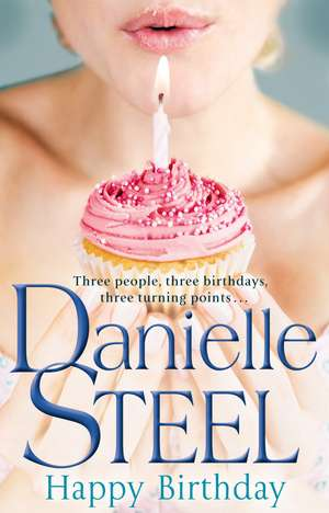 Happy Birthday de Danielle Steel