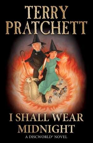 I Shall Wear Midnight de Terry Pratchett