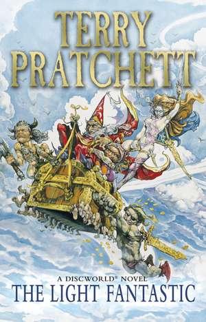 The Light Fantastic de Terry Pratchett