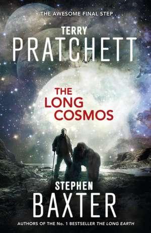 The Long Cosmos de Terry Pratchett