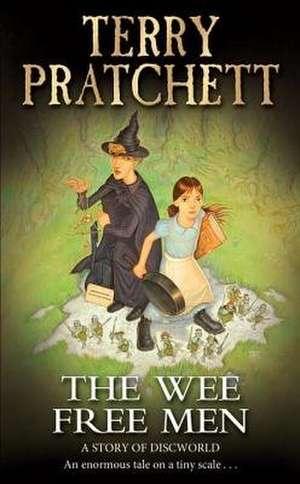 The Wee Free Men de Terry Pratchett