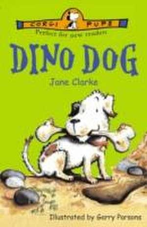 Dino Dog de Jane Clarke