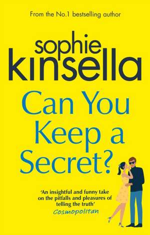 Can You Keep a Secret? de Sophie Kinsella
