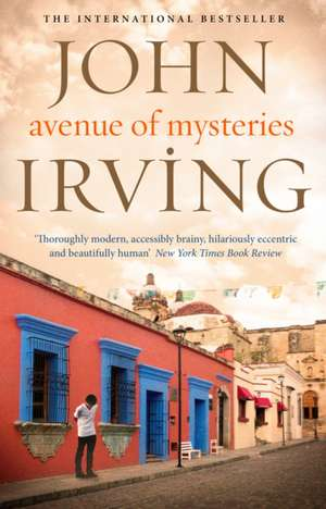 Avenue of Mysteries de John Irving