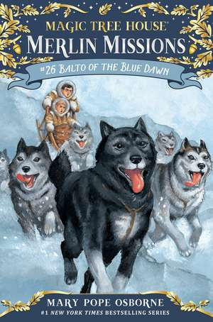 Balto of the Blue Dawn:  A Book of Mothers and Babies de Mary Pope Osborne