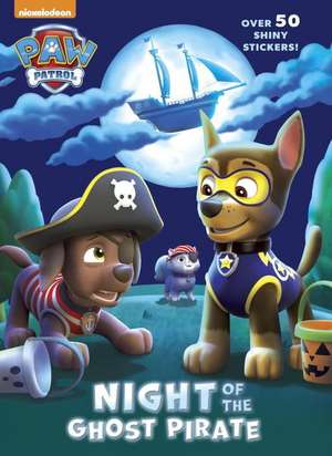 Night of the Ghost Pirate