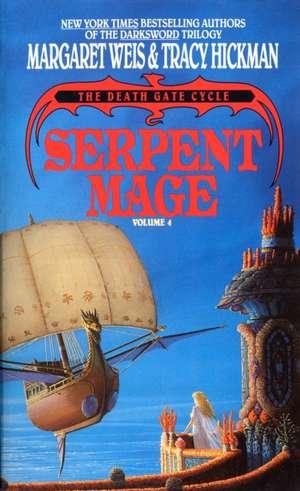 Serpent Mage de Margaret Weis