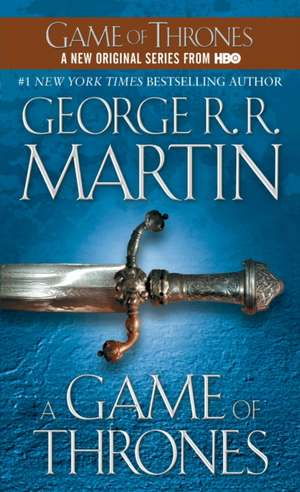 A Game of Thrones de George R. R. Martin