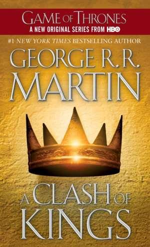 A Clash of Kings de George R. R. Martin
