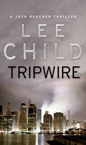 Tripwire de Lee Child