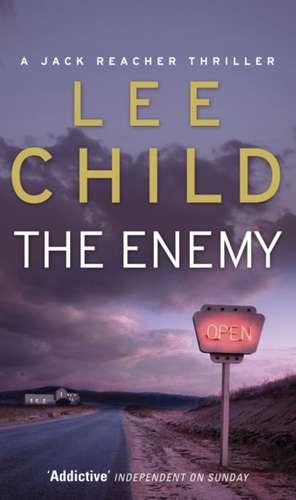The Enemy de Lee Child