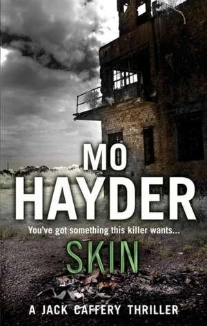 Skin de Mo Hayder