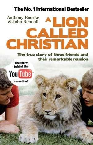 A Lion Called Christian imagine
