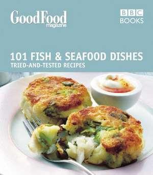 Good Food: Fish & Seafood Dishes imagine