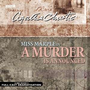 A Murder Is Announced de Agatha Christie
