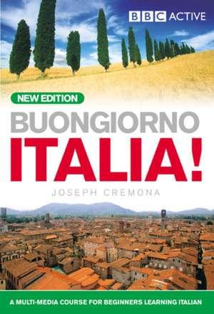 BUONGIORNO ITALIA! COURSE BOOK (NEW EDITION) de John Cremona