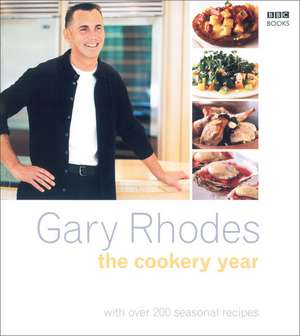 Gary Rhodes Cookery Year Spring Into Summer
