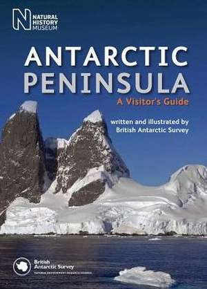 Antarctic Peninsula de British Antarctic Survey