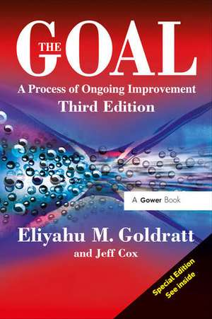 The Goal de Eliyahu M. Goldratt