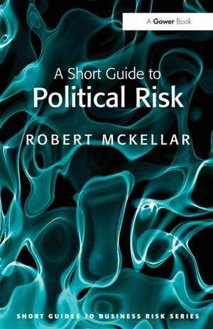 A Short Guide to Political Risk imagine