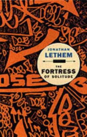 The Fortress of Solitude de Jonathan Lethem