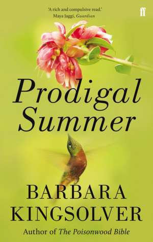 Prodigal Summer de Barbara Kingsolver