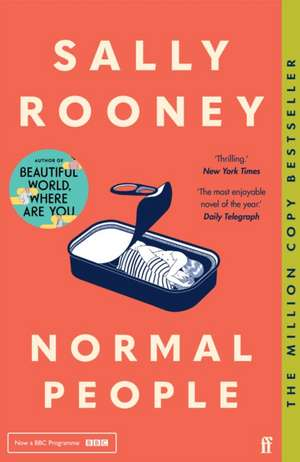 Normal People de Sally Rooney