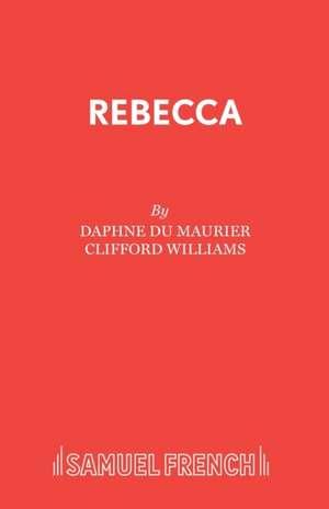 Rebecca de Daphne DuMaurier