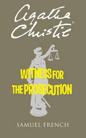 Witness for the Prosecution de Agatha Christie