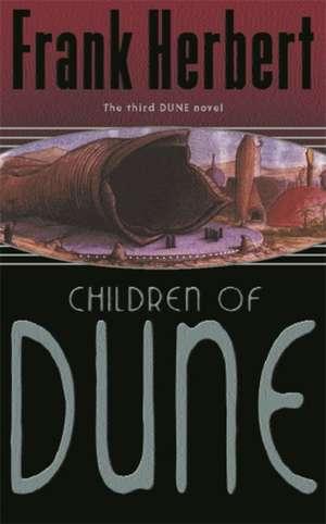Children of Dune de Frank Herbert