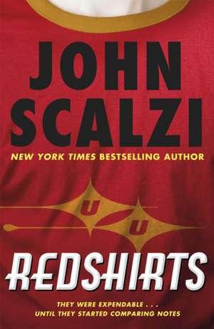 Redshirts de John Scalzi
