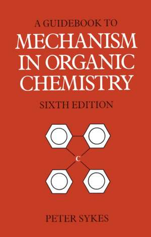 Guidebook to Mechanism in Organic Chemistry imagine