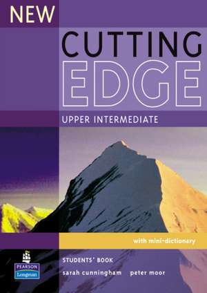 Cutting Edge Upper Intermediate New Editions Course Book