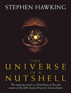 The Universe In A Nutshell de Stephen Hawking