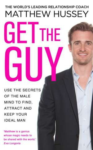 Get the Guy de Matthew Hussey