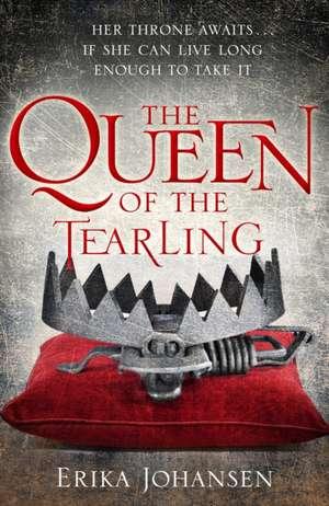 The Queen of the Tearling de Erika Johansen